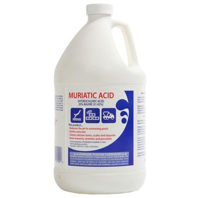 Product categories ph down pool chem plus How to add muriatic acid to swimming pool